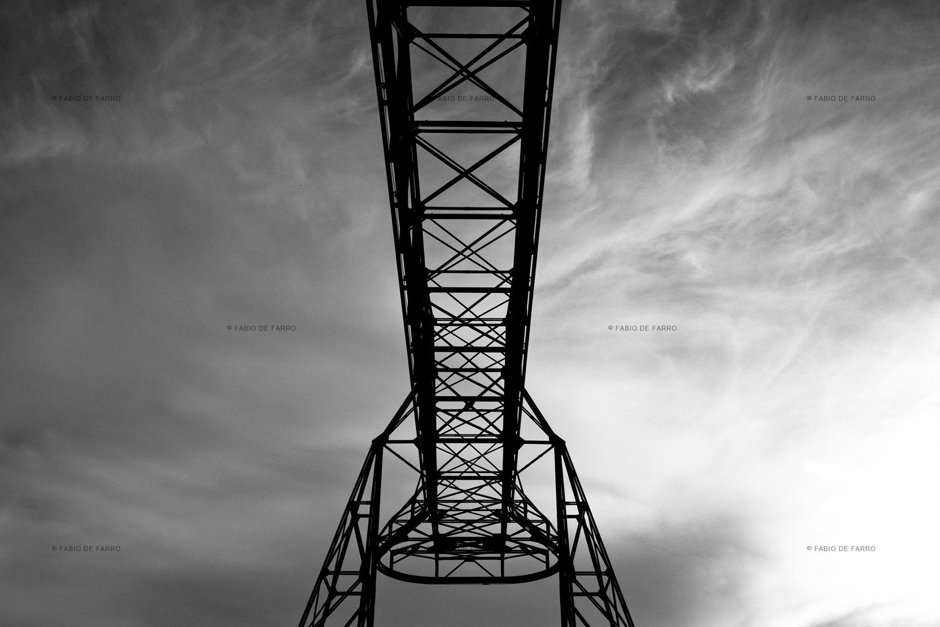 Industrial Archeology - Architectural Photography © Fabio De Farro